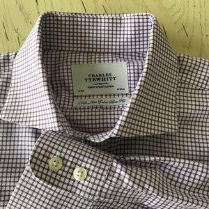 Charles Tyrwhitt Non Iron Extra Slim Fit Shirt